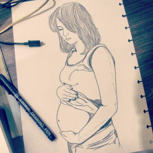Rizhma Pregnancy